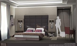 Hotel Artemide camera campione 702