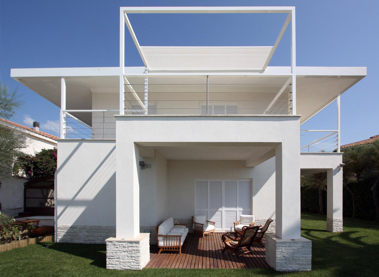 infissi moderni architettura moderna : ville Franco Bernardini architetto