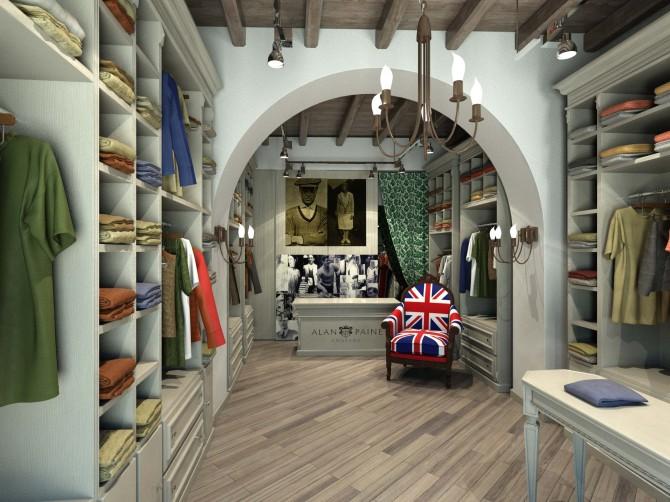 Alan paine shop di Roma