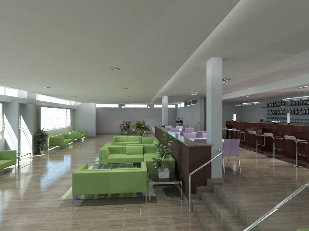 Clinica sant alessandro franco bernardini architetto for Arredamento architettura interni