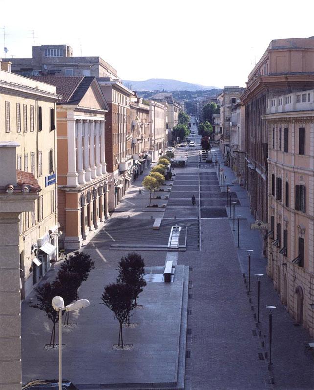 Corso centocelle a civitavecchia rm franco bernardini for Archi arredo roma