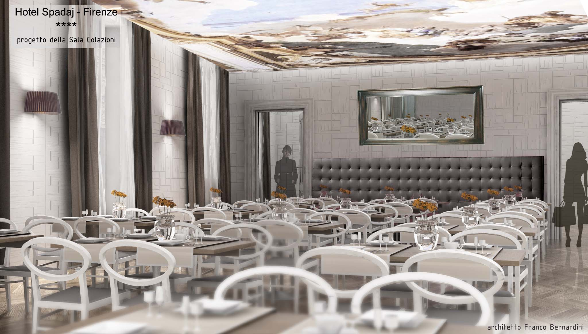 1 sala colazioni Spadaj