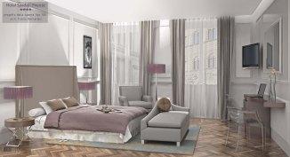 camera tipo Hotel Spadaj Firenze