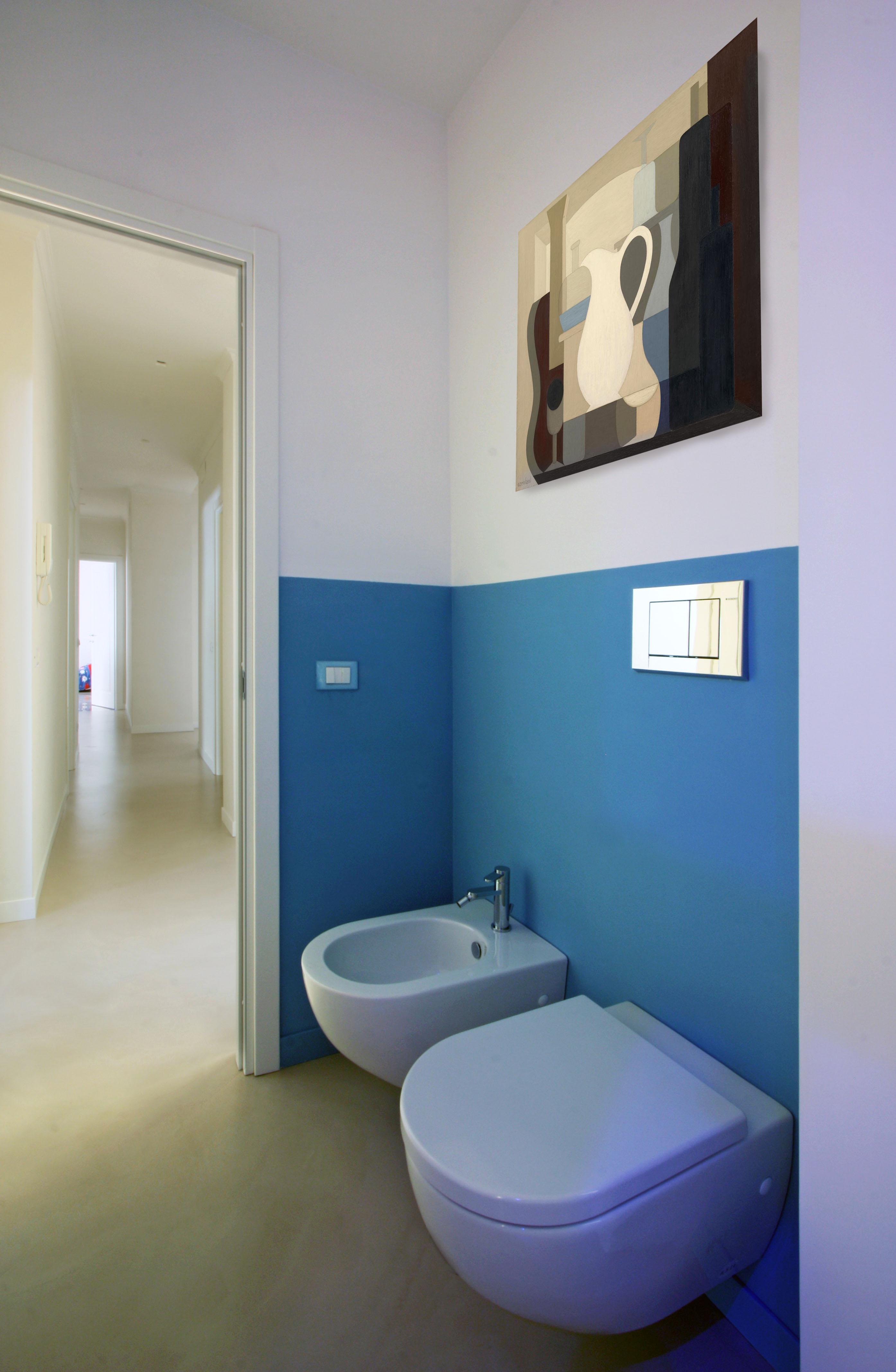 Bagno Moderno Franco Bernardini Architetto
